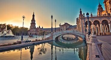 Puntos de Interés Sevilla in Parclick