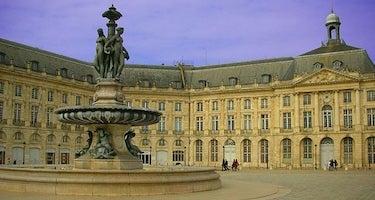 Encuentra dónde aparcar en Burdeos, Francia