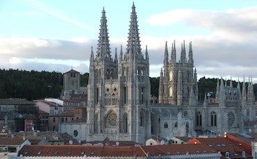 Encuentra dónde aparcar en Burgos, España