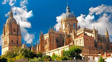 Encuentra dónde aparcar en Salamanca, España