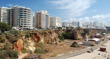 Encuentra dónde aparcar en Portimão, Portugal