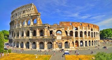 Encuentra dónde aparcar en Roma, Italia