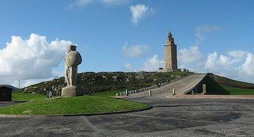 Encuentra dónde aparcar en A Coruña, España