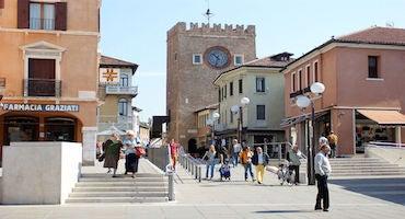 Encuentra dónde aparcar en Mestre, Italia