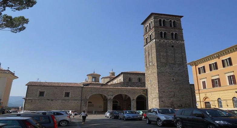 Encuentra dónde aparcar en Rieti, Italia
