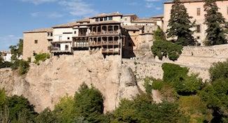 Encuentra dónde aparcar en Cuenca, España