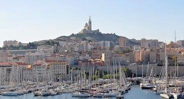 Encuentra dónde aparcar en Marsella, Francia