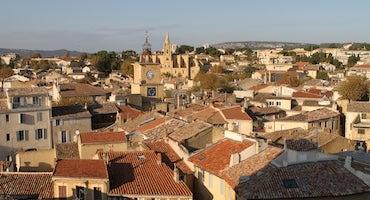 Encuentra dónde aparcar en Salon-de-Provence, Francia