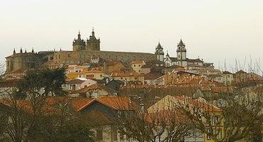 Encuentra dónde aparcar en Viseu, Portugal