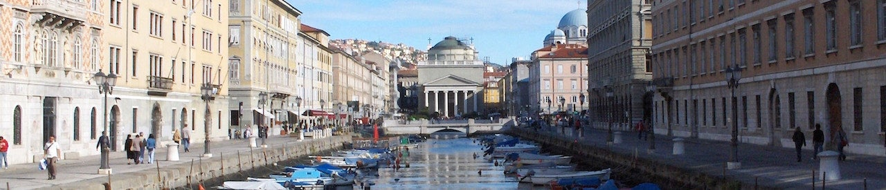 Trieste in Parclick