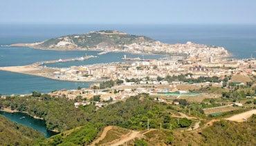 Encuentra dónde aparcar en Ceuta, España