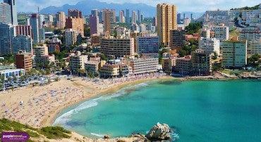 Encuentra dónde aparcar en Alicante, España