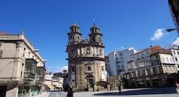 Encuentra dónde aparcar en Pontevedra, España