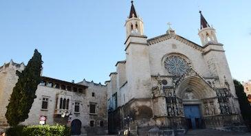 Encuentra dónde aparcar en Vilafranca del Penedès, España
