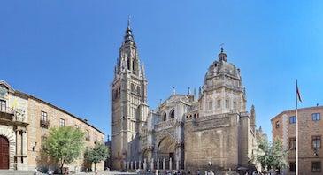 Encuentra dónde aparcar en Toledo, España