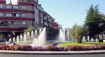 Find where to park in Majadahonda, Spain
