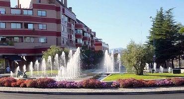 Trouvez un parking à Majadahonda, Espagne