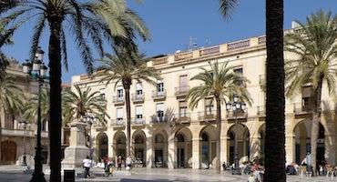 Encuentra dónde aparcar en Vilanova i la Geltrú, España