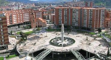Trouvez un parking à Barakaldo, Espagne