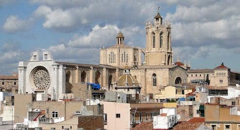 Encuentra dónde aparcar en Tarragona, España
