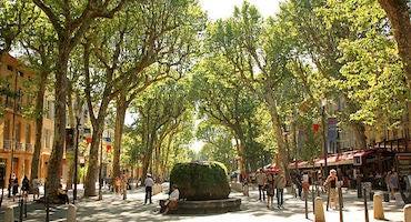 Encuentra dónde aparcar en Aix-en-Provence, Francia