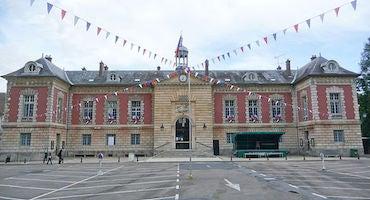 Encuentra dónde aparcar en Rambouillet, Francia