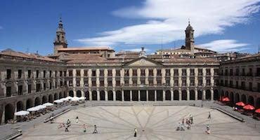 Encuentra dónde aparcar en Vitoria, España