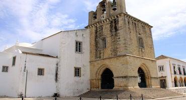 Encuentra dónde aparcar en Faro, Portugal
