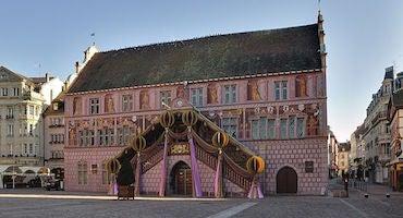 Encuentra dónde aparcar en Mulhouse, Francia