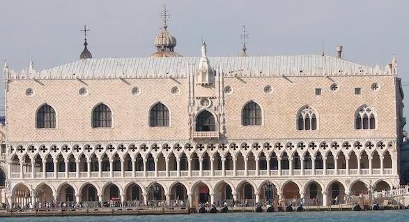 Encuentra dónde aparcar en Venecia, Italia