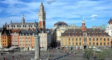 Encuentra dónde aparcar en Lille, Francia
