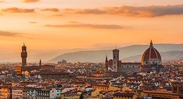 Encuentra dónde aparcar en Florencia, Italia