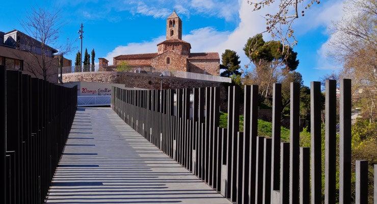 Trouvez un parking à Terrassa, Espagne