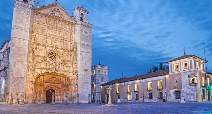 Find where to park in Valladolid, Spain