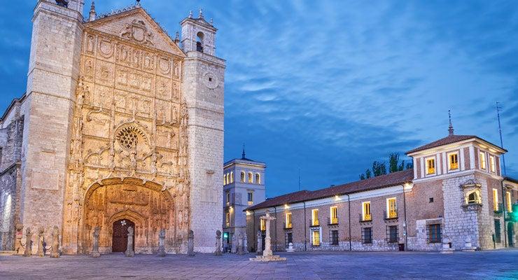 Trouvez un parking à Valladolid, Espagne