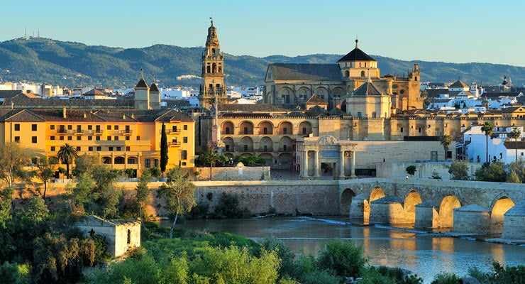 Find where to park in Cordoba, Spain