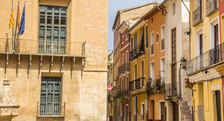 Find where to park in Xativa, Spain
