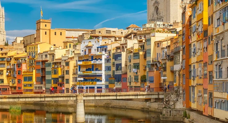 Find where to park in Girona, Spain
