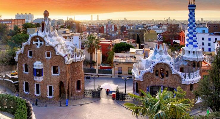 Trouvez un parking à Barcelone, Espagne