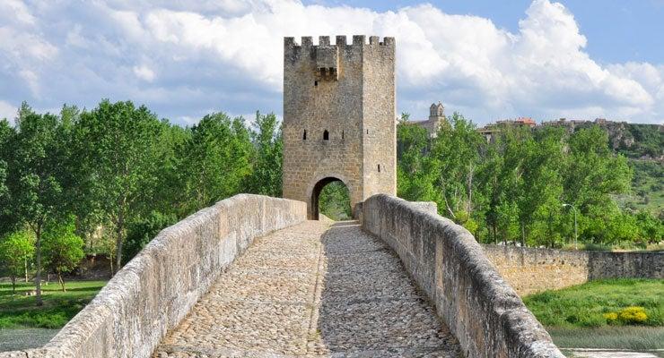 Find where to park in Burgos, Spain