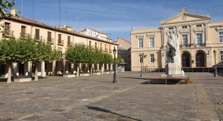 Find where to park in Palencia, Spain