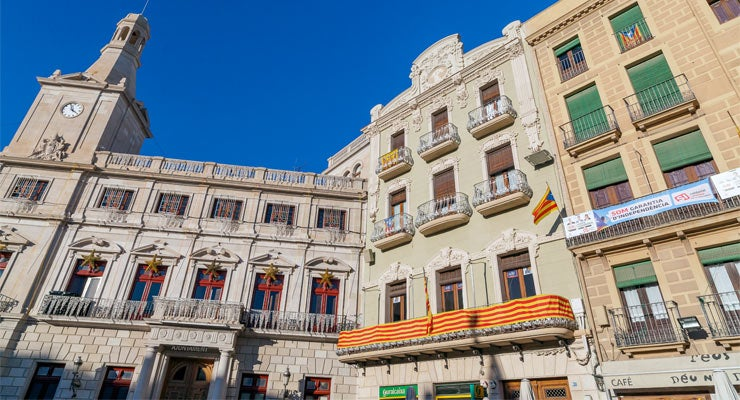 Find where to park in Reus, Spain