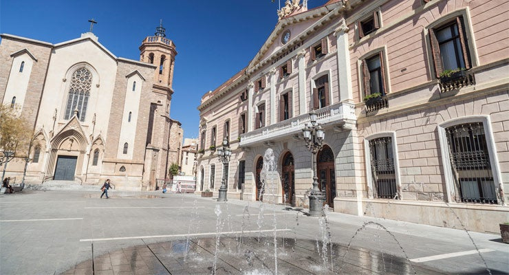 Find where to park in Sabadell, Spain