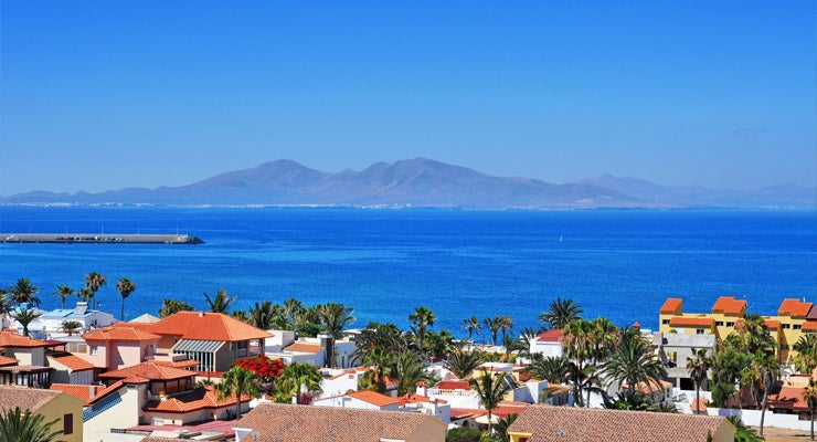 Trouvez un parking à Île de Fuerteventura, Espagne