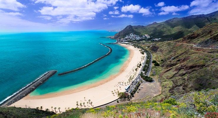 Trouvez un parking à Santa Cruz de Tenerife, Espagne