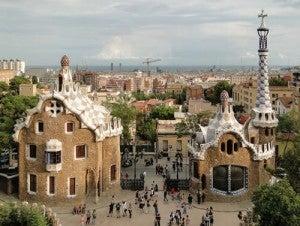 Parc Güell - Barcelone
