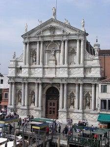 Chiesa di Santa Maria degli scalzi