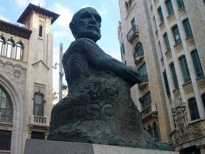 Urquinaona à Barcelone