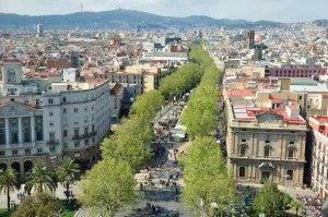 El Raval de Barcelone