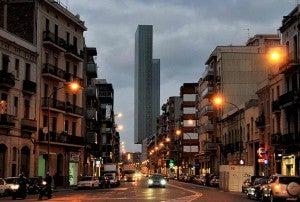 Sant Marti à Barcelone